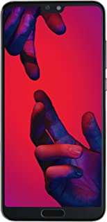 Huawei P20 Pro 128GB Dual-SIM (GSM Only, No CDMA) Factory Unlocked 4G/LTE Smartphone (Black) - International Version