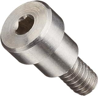 100//Bulk Pkg. Stainless Steel 10-32x1//4 Slotted Shoulder Screw