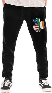 Italian Irish American Clover Men`s Long Pants Leisure Pants