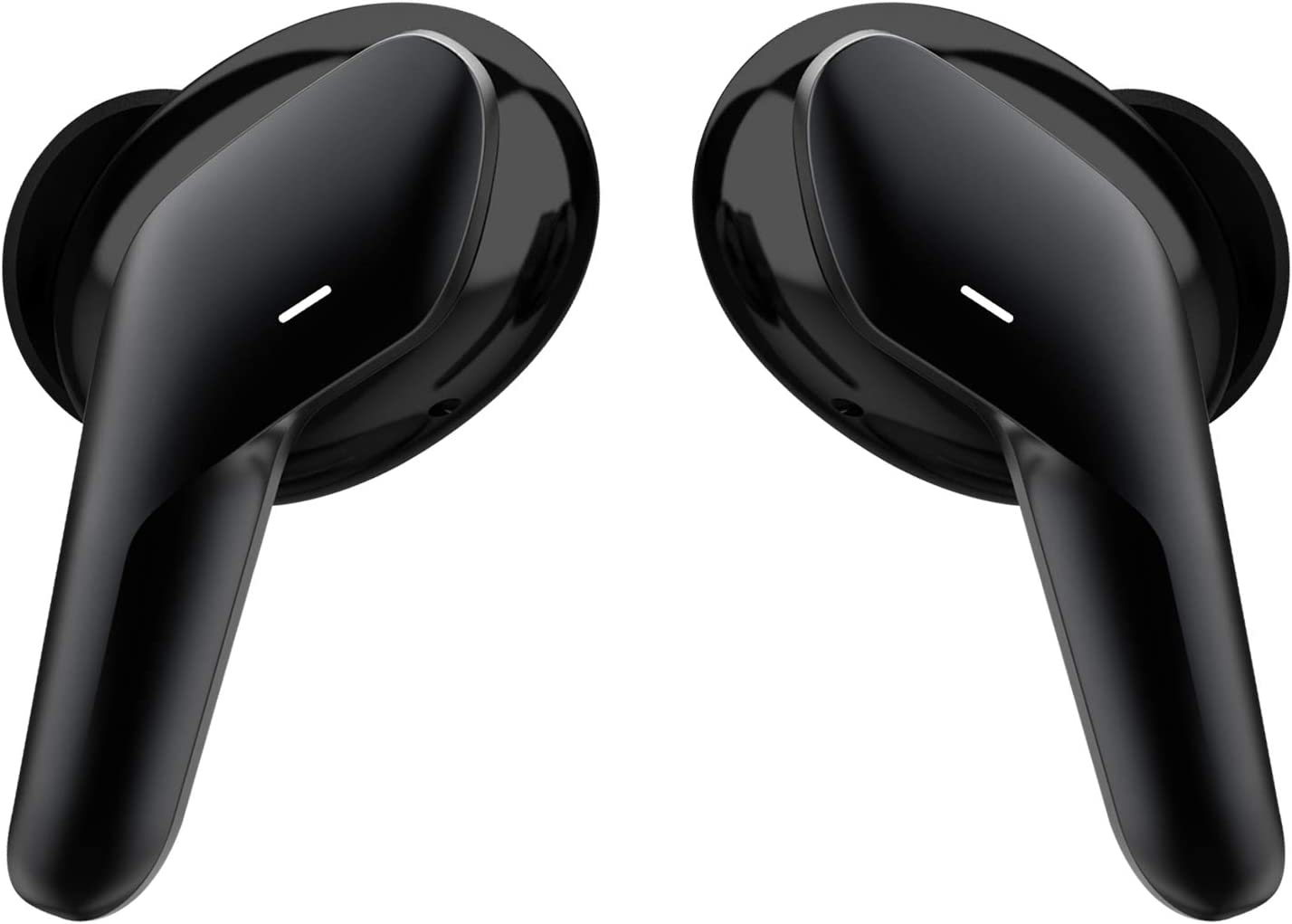 True Wireless Earbuds Headphones isooco Bluetooth 5.0 Earphones Touch Control 12 Hours Playtime TWS Stereo Mic Headset Type-C Charging Case for iPhone 12 11 X 8 Plus 7/Android Devices
