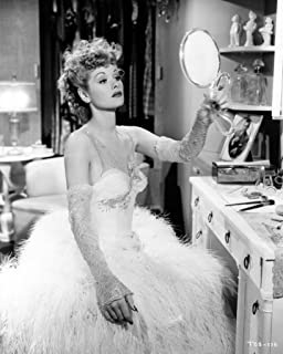 Eddy's Entertainment Lucille Ball from 1942 8x10 Silver Halide Archival Quality Reproduction Photo Print