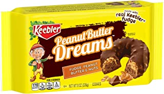 Keebler Fudge Shoppe Cookies, Fudge, Jif Peanut Butter and Crunchy Nuts
