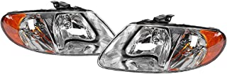 2011 dodge grand caravan headlights