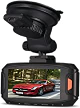 Eaglerich G90 car dvr camera recorder Ambarella A7 Dash cam 5 MP Full HD 2.7' LCD 170 Wide angle Lens Car DVR HDR G-Sensor video CAM without GPS Module