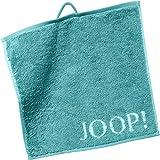 Joop! Handtücher Classic Doubleface 1600 Türkis - 40 Seiflappen 30x30 cm