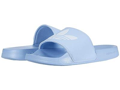 adidas Adilette Lite (Periwinkle/Footwear White/Periwinkle) Women