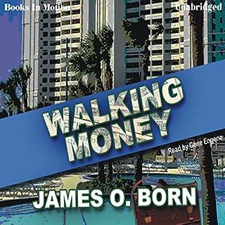 Walking Money audiobook cover art