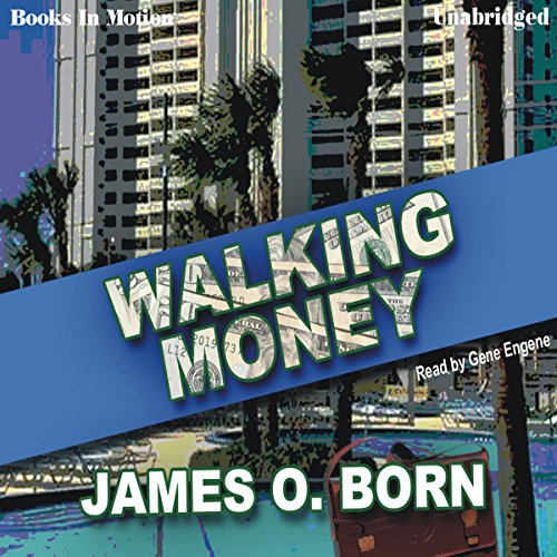 Walking Money audiobook cover art