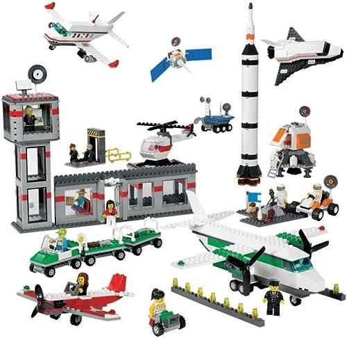 Lego Education - 9335 - Jeu De Construction - Set Aéronautique Et Aérospatial