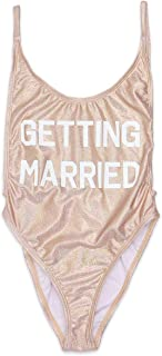 Best rose gold swimsuit one piece Reviews