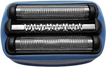 Lámina de Repuesto para Braun CoolTec 40B Cabezal de Repuesto de lámina y Cortador, Reemplazo de afeitadora de Cabezal de afeitadora eléctrica Compatible con la afeitadora