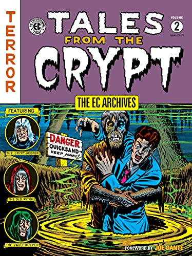 The EC Archives: Tales from the Crypt Volume 2 (Ec Archives,...