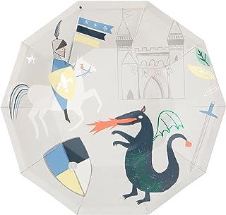 Meri Meri Dragon Knights Large Plates