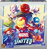 COOPERATIVE GAMEPLAY: In Marvel United, you're all in it together: either you cooperate as a team to defeat the villain's master plan, or you're all defeated and must begin again. PLAY AS AN ICONIC MARVEL HERO: Take on the role of iconic Marvel Unive...