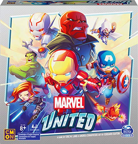 Spin Master Games Marvel United