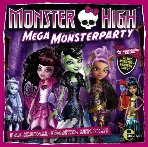 Monster High - Mega Monsterparty (Originalhörspiel zum Film)