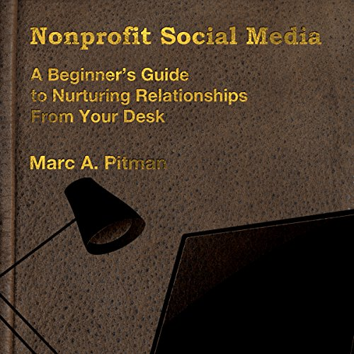 Nonprofit Social Media audiobook cover art