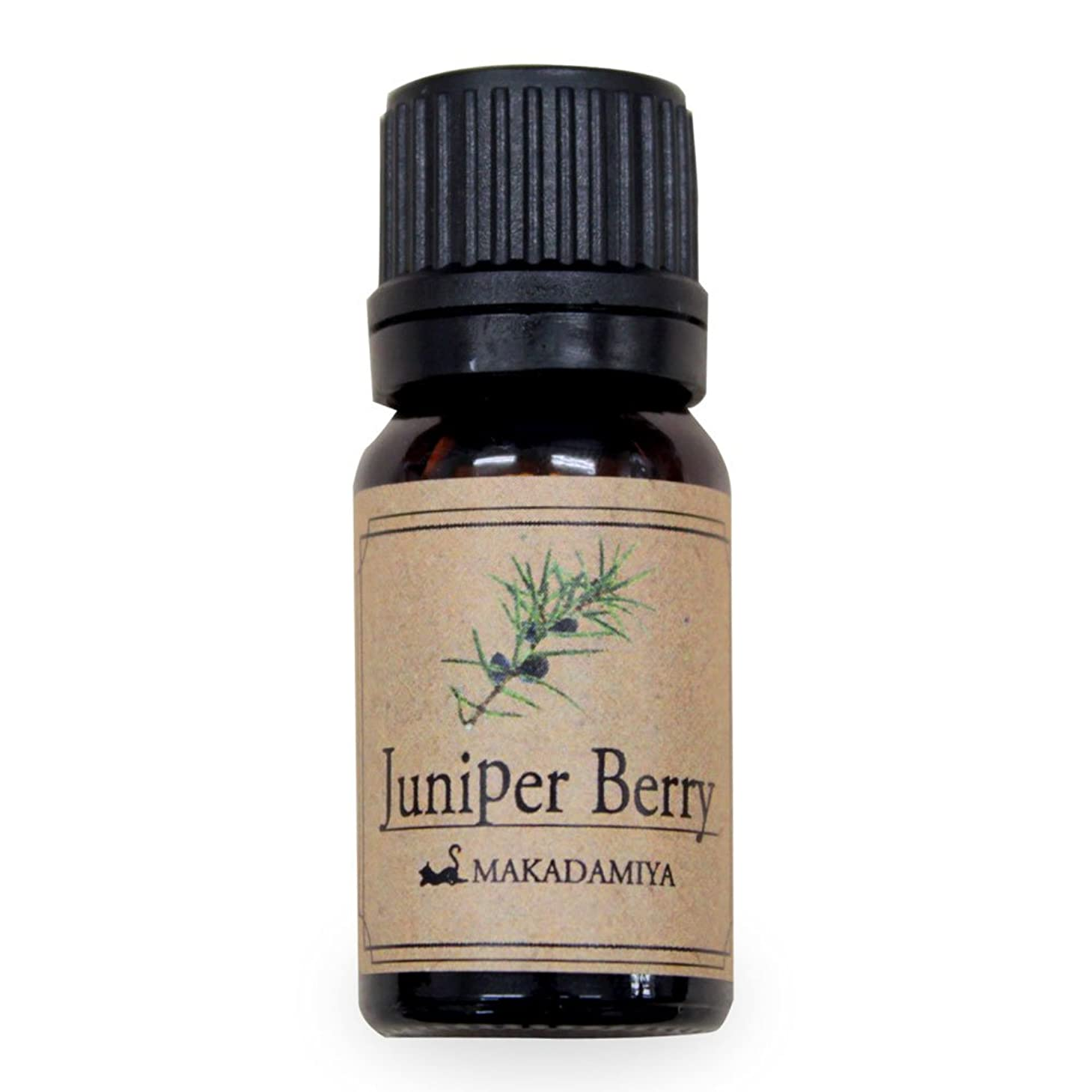 このクレアマイクロジュニパーベリー10ml 天然100%植物性 エッセンシャルオイル(精油) アロマオイル アロママッサージ aroma Junipe Berry