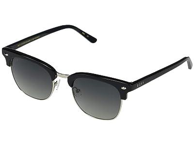 DIFF Eyewear Blair (Black/Grey) Fashion Sunglasses