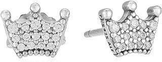 Best pandora crown earrings Reviews