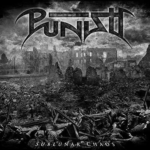 Punish: Sublunar Chaos (Audio CD)