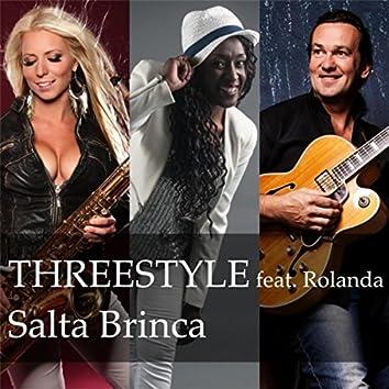 Salta Brinca (feat. Rolanda)