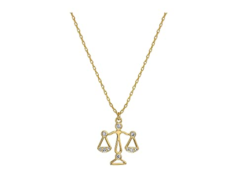 Kate Spade New York Celestial Charm Libra Pendant Necklace