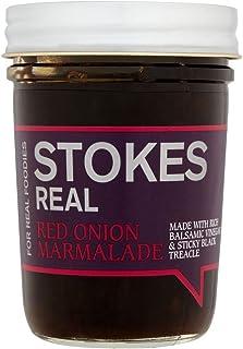 Stokes Salsas Cebolla Roja Mermelada (265g) (Paquete de 2)