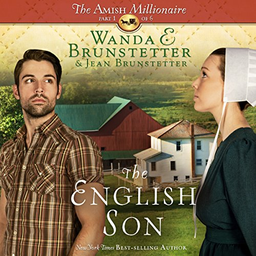 The English Son audiobook cover art