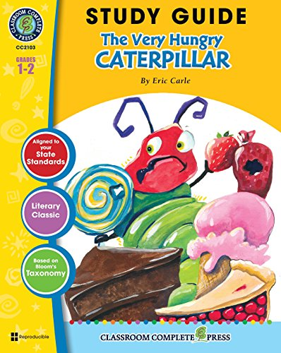 Study Guide - The Very Hungry Caterpillar Gr. 1-2 (English Edition)