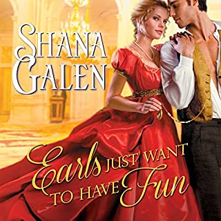 Earls Just Want to Have Fun     Covent Garden Cubs Series # 1              By:                                                                                                                                 Shana Galen                               Narrated by:                                                                                                                                 Beverley A. Crick                      Length: 9 hrs and 42 mins     130 ratings     Overall 4.3