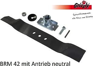 Grizzly Ersatzmesser-Set 42 cm für BRM 42-125 BS//BSA