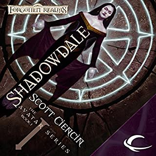 Shadowdale cover art
