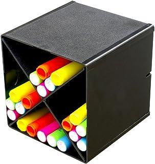 Deflect-o X Intercalaires Cube - Noir