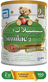 Similac 2 Follow On Infant Formula Milk - 900G Tin, Cabn000155