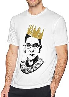 悪名高いRBG面白いメンズTシャツ