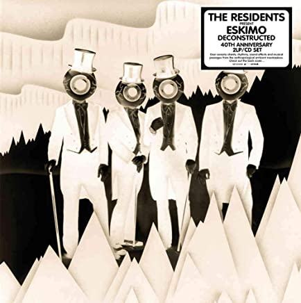 The Residents - Eskimo: Deconstructed 40th Anniversary  Set (2019) LEAK ALBUM