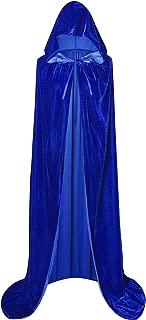 blue velvet cloak