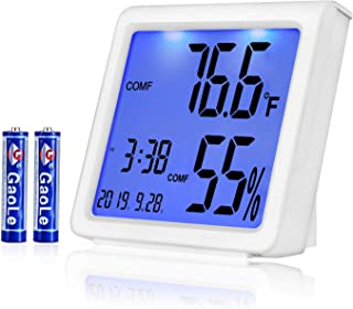 Best digital indoor outdoor min max thermometer Reviews