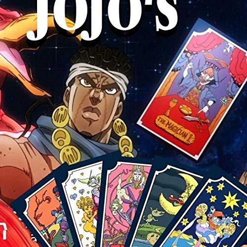 ジョジョの奇妙な冒険 タロットカード 大アルカナ22枚+エジプト神9枚セット スターダストクルセイダーズ