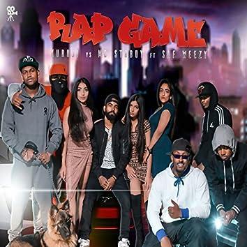 Rap Game (feat. Saf Weezy & MC Starboy)