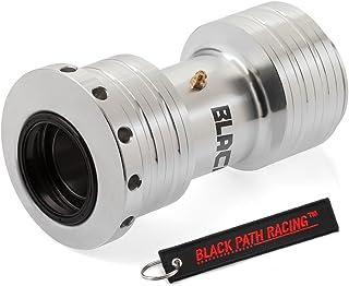 BlackPath - Fits Honda Rear Axle Carrier Bearing TRX400EX ATV (Silver) T6 Billet