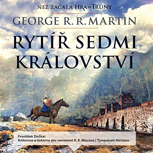 Rytíř Sedmi království audiobook cover art