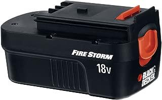Black & Decker FSB18 FireStorm 18-Volt NiCad Slide Style Battery