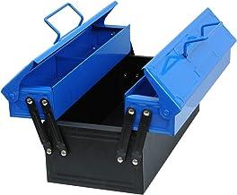 CORVUS Corvus_600029 A 600 29 - Kids at Work metalen gereedschapskist, blauw