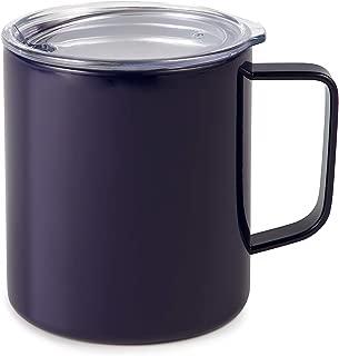 Maars Drinkware 79706-1PK Townie Insulated Coffee Mug, 1 Pack, Midnight Blue