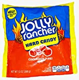 Jolly Rancher Cinnamon Fire! Hard Candy, 13-Ounce (Pack of 2) by The Hershey Company [Foods]