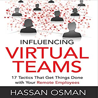Influencing Virtual Teams cover art