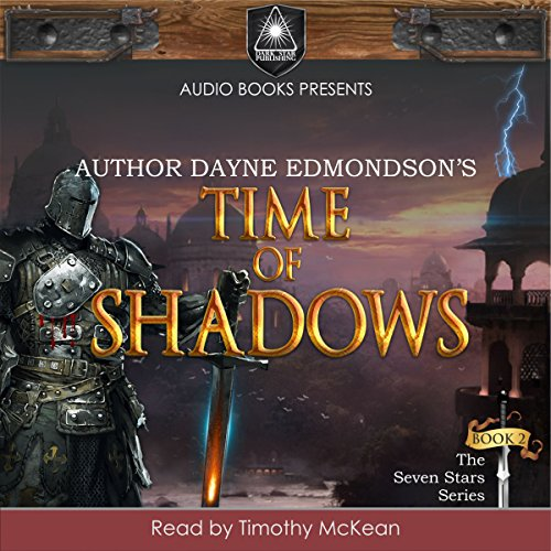 Time of Shadows cover art