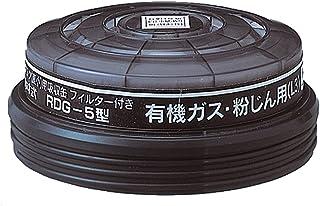 興研 吸収缶 RDG-5型 267910